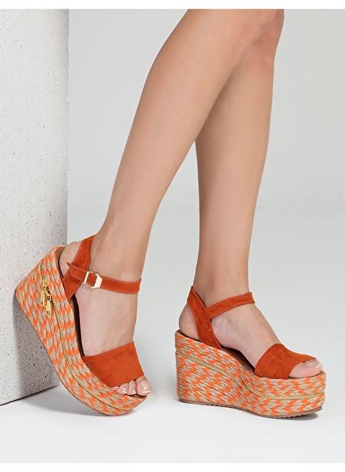 Mecrea Ayakkabı Oranj